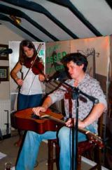 Katriona Gilmour & Jamie Roberts
