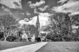 The Hotham Family Church & Gatehouse Mono