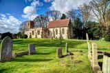 Lockington Church in Spring