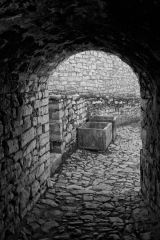 Passageway and Water Troughs, Berat Castle