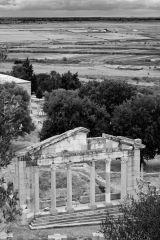Temple Landscape, Apollonia