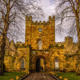 Castle Gate ~ Durham mg 0055