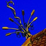 Rye Serpent ~ sculpture mg 036
