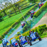 YFC Charity Tractor Run downhill ~ Pocklington mg 0063