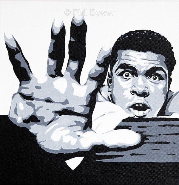 MUhhamad Ali - The greatest.