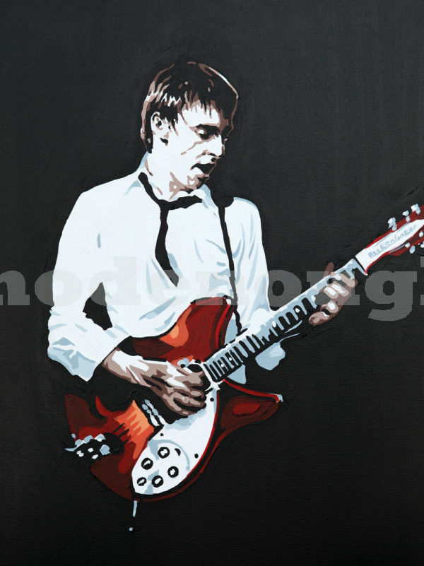 PAUL WELLER - EARLY YEARS 3.