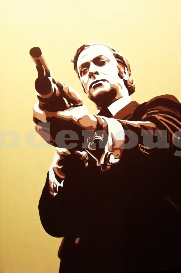 'GET CARTER' - MICHAEL CAINE.