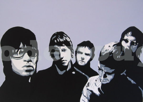 OASIS - THE BAND.