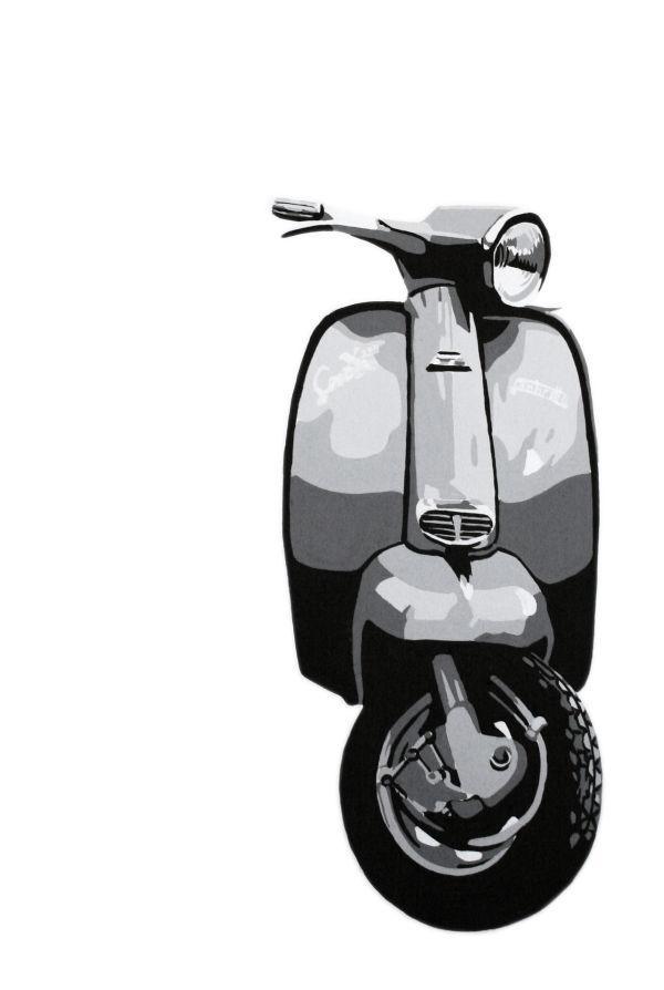 LAMBRETTA SX200.