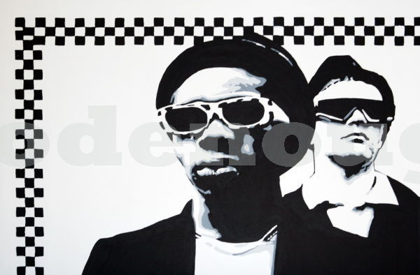 THE SPECIALS - TWO-TONE..