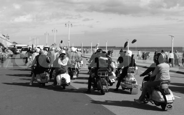 WE ARE THE MODS B&W.