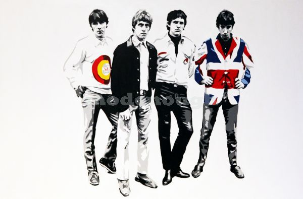THE WHO - SUBSTITUTE.