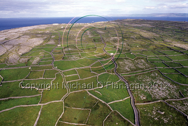 Aerial of Inis Oirr Ref. # FC738.11a