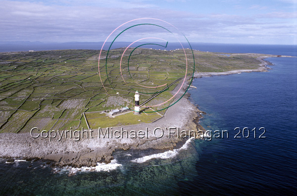 Aerial of Inis Oirr Ref. # FC738.13a