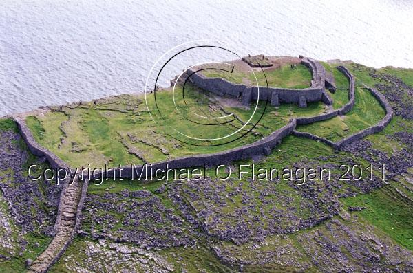 Dun Aengus, Inis Mor, Aran Islands, Co. Galway Ref. # F739.31a