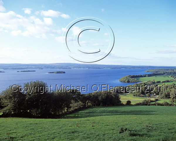 Lough Derg, Portroe Look-Out, Co. Tipperary Ref. # F868.1