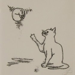 Cat and Mouse Moon
