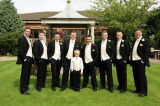 Groom & Ushers.