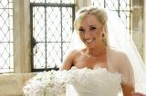 A Happy Bride.