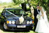 The Wedding Car.