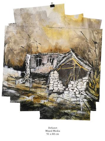 Defunct by Theo Crutchley-Mack