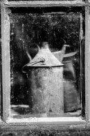 Beamish engineers shed window