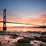 Severn Bridge Sunrise