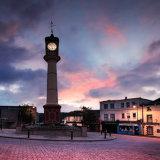 Tredegar Clock Tower