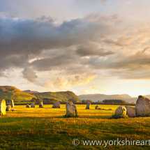 Castlerigg Stone Circle, Lake District, Cumbria, UK