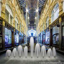 Victoria Quarter Fountain & Arcade, Leeds