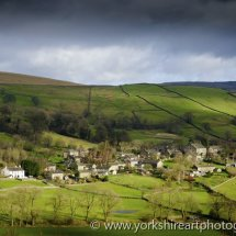 Appletreewick, Yorkshire Dales, UK
