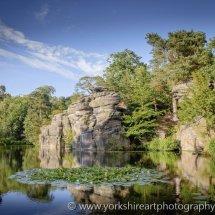 Plumpton Rocks, North Yorkshire, UK