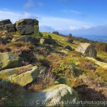 'Surprise View', Otley Chevin, West Yorkshire, UK