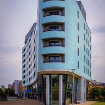 The Gateway Building West. East Street, Leeds ,UK