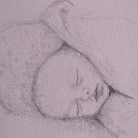 Newborn Baby - Sam