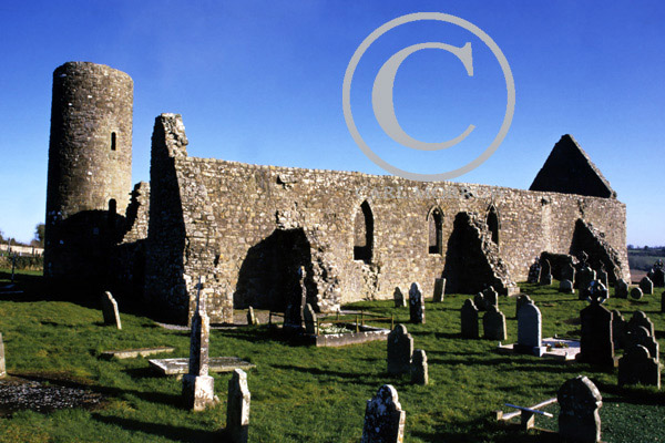 Drumlane Abbey, County Cavan, Ireland