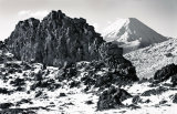 306-Meads Wall and Ngauruhoe in Winter