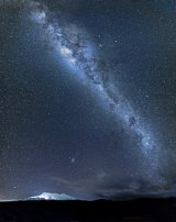 702 The Milky Way over Ruapehu