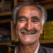Rural shopkeeper