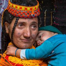 Kalash Mum