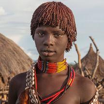 Hamar - Village girl