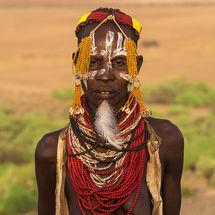 Karo - Feather woman