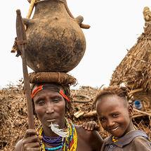 Dassenach - Mother and child