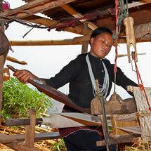 Akha - The weaver