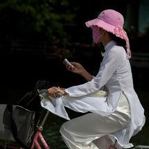 Mobile cyclist