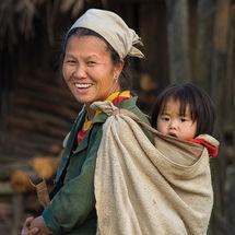 Smiling Mum