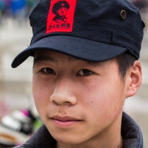 Young communist