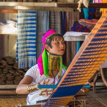 Karen - Weaving