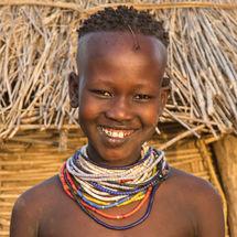 Karo - Smiling girl