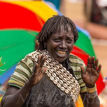 Hamar - Market woman